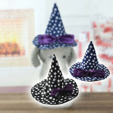 Pet Hat Halloween Headwear Pet Party Dress Up Costume Accessory Fashion Cosplay