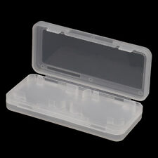 4 Slot hard plastic box momory game card carry storage case for nintendo switch`