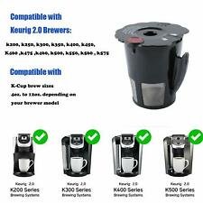 NEW Keurig HOT 2.0 MY K-CUP Reusable Coffee Filter Fit for All K-Cup Brew Sizes