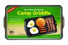 10 X 16.5 Inch Non Stick Outdoor Camping Griddle Cooker for 2 Burner Stoves NEW
