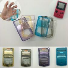 TPU Transparent Protective Shell Clear Case Cover For Nintendo GBC / Gameboy NEW