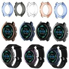 TPU Protective Case Housing Watch Cover Shell for Garmin Vivoactive3 Music New
