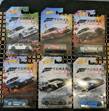 2019 Hot Wheels Forza Horizon 4 Racing Set of all 6  or Select Your Set