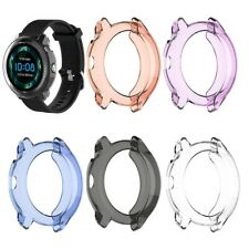 Shell Watch Cover Protective Case for Garmin Vivoactive 3 Music Transparent TPU