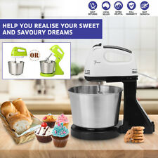 Electric Food Stand Mixer 7Speed Tilt-Head Stainless Steel Bowl Dough Bread Cake