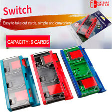 For DN Nintendo Switch / Lite Bounce Game Card Case Storage Box Card Holder Bag