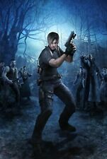 187842 Resident Evil 4 Wii Gamecube PS2 PS3 xbox360 Decor Wall POSTER Print