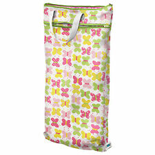 PLANET WISE Cloth Diapers Reusable Wet/Dry Hanging Bag