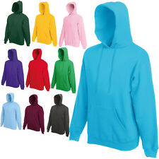 Fruit of the Loom Pullover Hooded Sweatshirt Hoodie