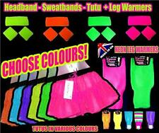 80s Neon Tutu and Accessories Pack