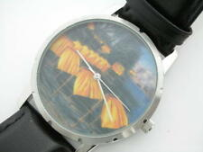 NIB NEW Christo & Jeanne-Claude Gates Country ART Watch