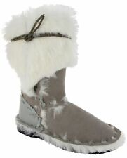 BRONX Winterstiefel Snitch Grey - 13711-A