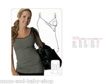 GLAMOURMOM MATERNITY CAMISOLE NURSING BRA LONG TOP