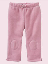 NEW GAP PINK PRO FLEECE LEGGINGS SIZE 0-3-6-12-18M