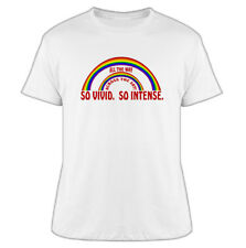 Double Rainbow Cult Hit Video T Shirt White