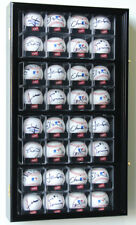 32 Baseball MLB Arcylic Cubes Display Case Wall Cabinet