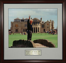 Arnold Palmer Farewell to St Andrews Photo 11x14 OR 16x20 Framed