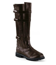 Star Wars Jedi KNIGHT CAPTAIN Boots Western STEAMPUNK BROWN 8 9 10 11 12 13 14