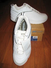 Reebok Womens Victory DMX Tennis Shoes - White/Olive - 6-65161 - Brand New!