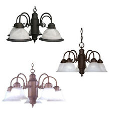 Oil Rubbed Bronze With Or Without Rings Or Cobblestone Chandelier