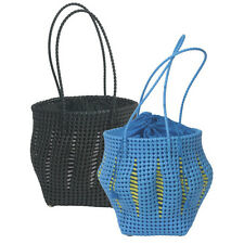 Oversized Recycled Plastic Handbag | Handmade in India | Fair Trade |