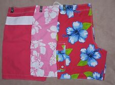 Abercrombie & Fitch Mens Swim Board Shorts NWT several colors & sizes
