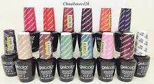 Gelcolor - Soak Off Gel Nail Polish .5oz/15ml opi - Series 3- Pick any color