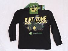 NWT JOHN DEERE BOY 4 5/6 7 Small Medium Large Thermal Beanie Tractor Dirt  Zone