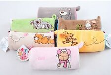 NICI Plush Pencil Bag, Lady Cosmetic Case, Coin Purse Different  Free Shipping