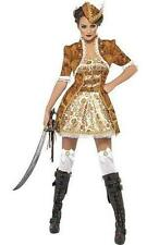Fever Steampunk Pirate Sexy Adult Costume