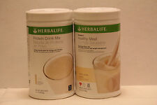 Herbalife Formula-1 Nutritional Shake Mix + Flavored Protein Powder!