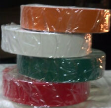 ELECTRICAL TAPE 7 MIL HEAVY DUTY FR 3/4in X 66ft - VARIOUS COLORS NEW ITEM VE-75