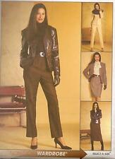 McCall's 3028 M/MP Lined Jacket, Blouse, Skirt in Two lengths and Pants