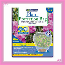 Chatsworth Plant Protection Bag Cover - Frost Jacket - Plant Warming Cover