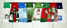 Hanging Kitchen Towels - Christmas Themes - MANY Different To Choose From!!