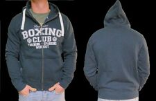 """Label 23 Zip-Hoodie  """"Boxing""""  Sweater Boxing Connection Sport Fighters MMA"""