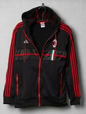 NEW 2013 Mens Adidas AC Milan ANTHEM Jacket Hoodie Soccer Track Club FC Italy