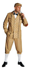 Deluxe Dr Watson , or Victorian / Edwardian Golfer Costume