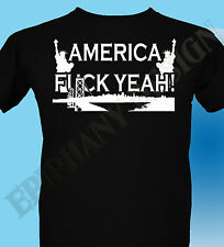 Team America Inspired T-Shirt 3XL 4XL 5XL Fu*k Yeah! South Park Inspired Funny