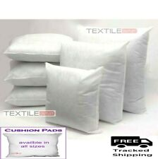 "Cushion Pads, Inserts, Fillers, SCATTER 12"" 14"" 16"" 18"" 20"" 22"" 24"" Hollowfibre"