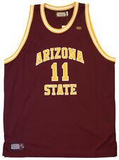NEW! Arizona State Sun Devils Authentic Vintage Throwback Jersey -Byron Scott