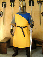 Medieval Knight Heraldry SCA Surcoat Tunic Tabard (T30)