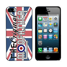 MOD Scooter 60's cover case for iPhone 5 phone Hard or Gel RAF Modfather Flag