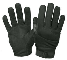 tactical gloves street shield cut resistant rothco 3466