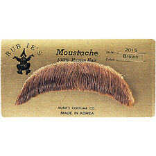 2015 Human Hair Basic Character Moustache Different Colors