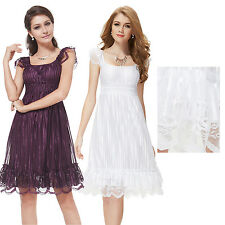 Ever Pretty Domestic PickLace Party Causal Homecoming Summer Daily Dress 02713