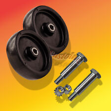 """2 Universal Deck Wheel 5"""" Fits AYP/Sears & Many Other Brands of Mowers, Tractors"""