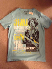 NWT Aeropostale Mens Jimi Hendrix Concert Graphic T Shirt Experience
