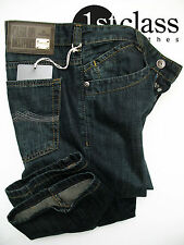JOKER Jeans FREDDY yellowcast darkblue used SOMMER DENIM  2247/424