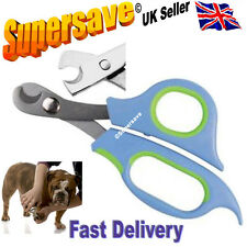 Pet animal dog cat rabbit claw toe nail clipper cutter trimmer grooming scissors